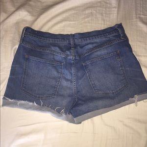 Madewell Shorts - Madewell Denim shorts